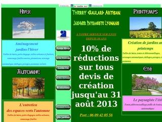 Avis Artisan Jardinier Paysagiste Lyonnais Avis Site