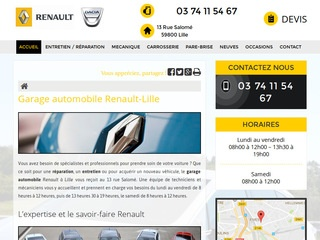 Avis garage renault avis site for Renault garage lille