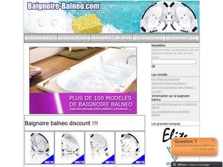 avis comparateur de baignoire balneo angle droite avis site. Black Bedroom Furniture Sets. Home Design Ideas