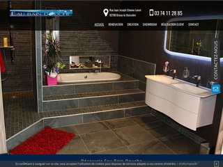 avis salle de bain avis site. Black Bedroom Furniture Sets. Home Design Ideas