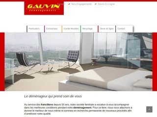 avis d m nagement gauvin avis site. Black Bedroom Furniture Sets. Home Design Ideas