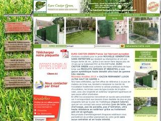 avis fabricant euro castor green de gazon et haie artif avis site. Black Bedroom Furniture Sets. Home Design Ideas