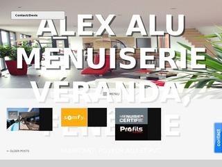 Avis alex alu avis site for Fabricant fenetre alu
