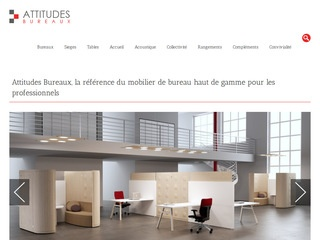 avis attitudes bureaux avis site. Black Bedroom Furniture Sets. Home Design Ideas