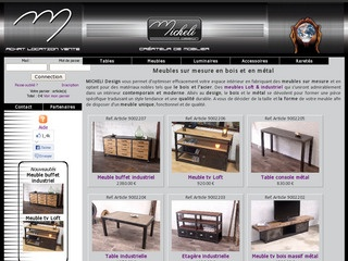 avis micheli design avis site. Black Bedroom Furniture Sets. Home Design Ideas