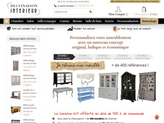 avis d clinaison int rieur avis site. Black Bedroom Furniture Sets. Home Design Ideas