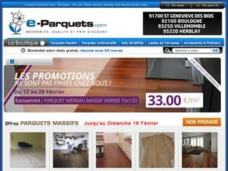 avis e parquet avis site. Black Bedroom Furniture Sets. Home Design Ideas