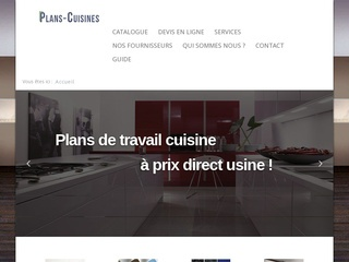 avis plans cuisines avis site. Black Bedroom Furniture Sets. Home Design Ideas
