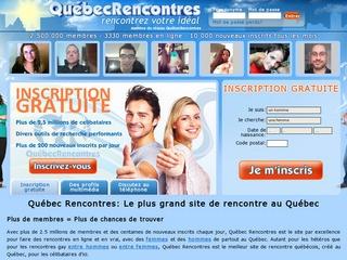 site rencontre québec gratuit Créteil