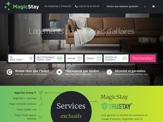 Avis magic stay avis site for Location meuble courte duree