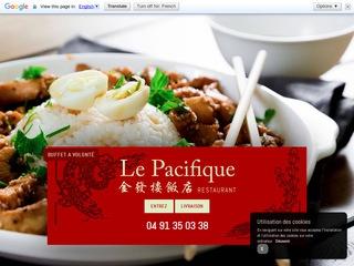 Restaurant Asiatique Le Pacifique Marseille