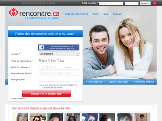 Sites rencontre avis