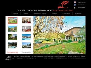 Avis bastides immobilier var avis site - Avis site vente unique ...