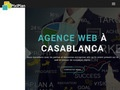 agence web casablanca, creation site internet