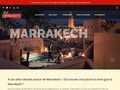 Attractions tourisques  marrakech