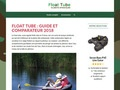 Comparatif de float tube