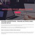 MCAFEE.COM/ACTIVATE – MCAFEE ACTIVATE CODE