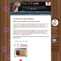 NICHES ISOLEES POUR  CHIENS