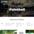Tout l'univers du paintball