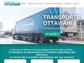 Transport, logistique et manutention - Groupe Ottaviani