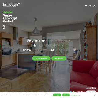 agence immobiliere la madeleine