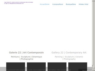 Boutique en Ligne d'Art Contemporain