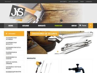 Avis jys diffusion avis site for Boutique jardinage en ligne