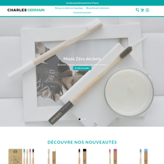 Charles Germain Cosmetics