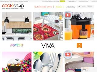 Avis cookishop ustensiles de cuisine et l ctrom na for Materiel culinaire et ustensiles de cuisine