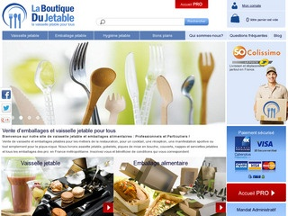 Emballages alimentaires et vaisselle jetable