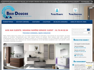 Avis Techno Conseil Bain Douche Avis Site