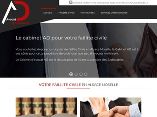 Avis avocat faillite civile alsace moselle - Avis site