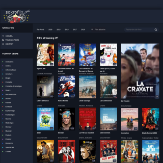 Films complets en streaming HD gratuit