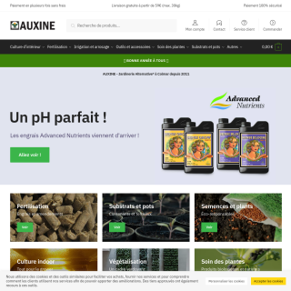 Jardinerie Alternative en ligne