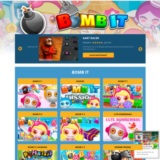 Jeux de Bomb It online