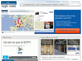 MeilleureSCPI investissement immobilier SCPI