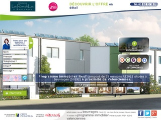 Programme immobilier Valenciennes