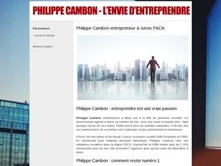 Avis Philippe Cambon Sam - Avis site