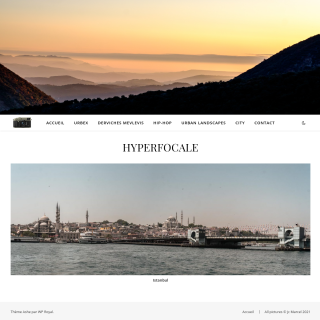 Site de photographies