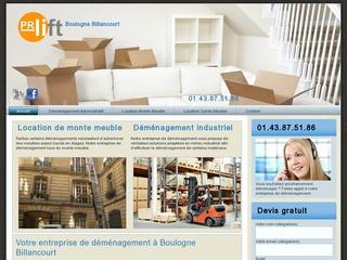 Société de déménagement à Boulogne Billancourt