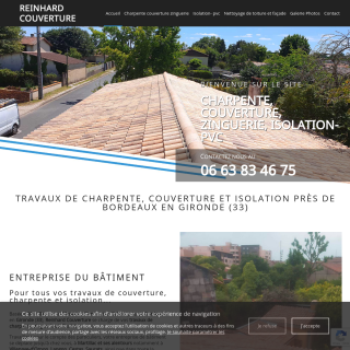 travaux de Couverture martillac