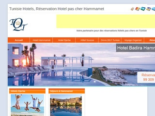 Avis tunisie hotels r servation hotel avis site for Reservation hotel pas chere