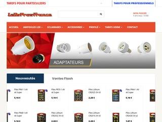 Avis boutique ledspros france avis site - Avis site vente unique ...