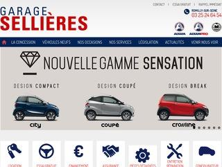 Avis garage des selli res avis site for Garage voiture sans permis bethune