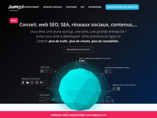 Web seo et marketing digital au Maroc